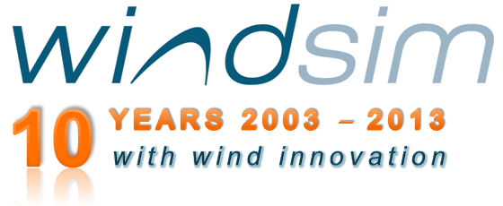 WindSim Logo