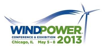AWEA WINDPOWER 2013 Logo